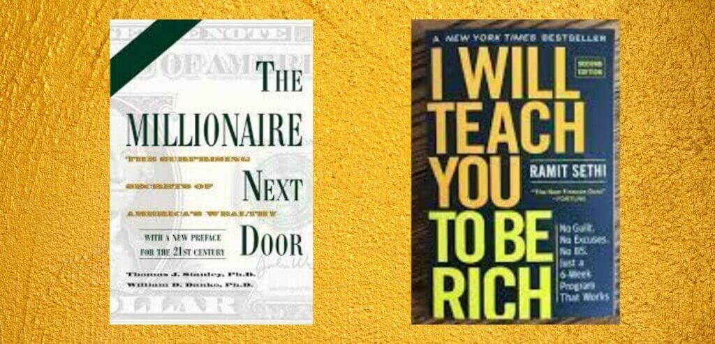 Best Personal Finance Books-The Millionaire Next Door-I Will Teach You to Be Rich